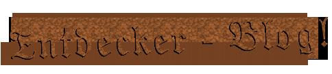 Entdecker Blog