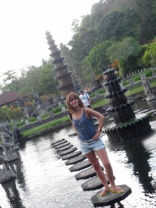 Tirta Ganggs Wasserpalast