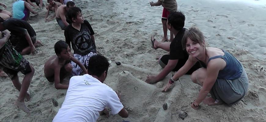 Mein Sandburg-Team