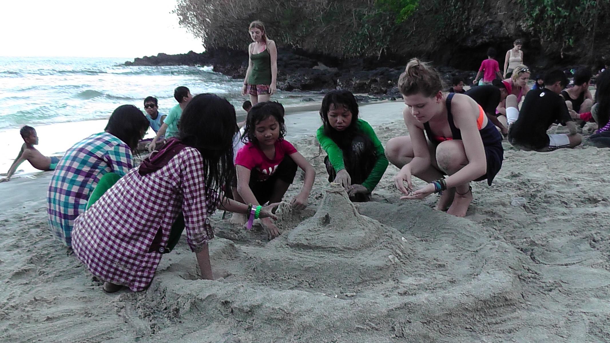 Sandburgen-Wettbewerb