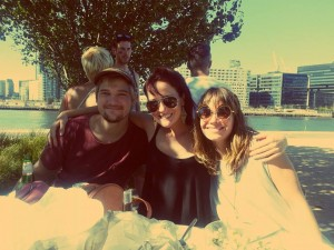 Nils, Zara, Moni
