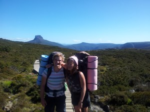 Overland Track here we come