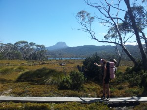 Overland Track Day 2