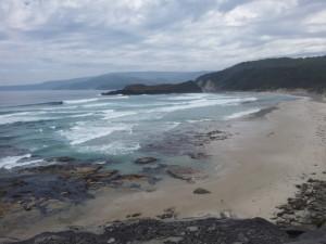 Südlichster Strand Australiens