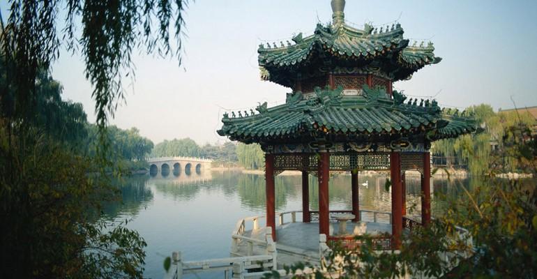 Chinesisch in China