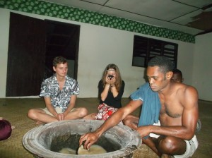 Kava-Session