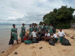 Unsere Strandsäuberungsaktion