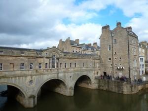 Ausflug nach Bath mit der Sprachschule