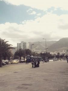 Quito Stadt