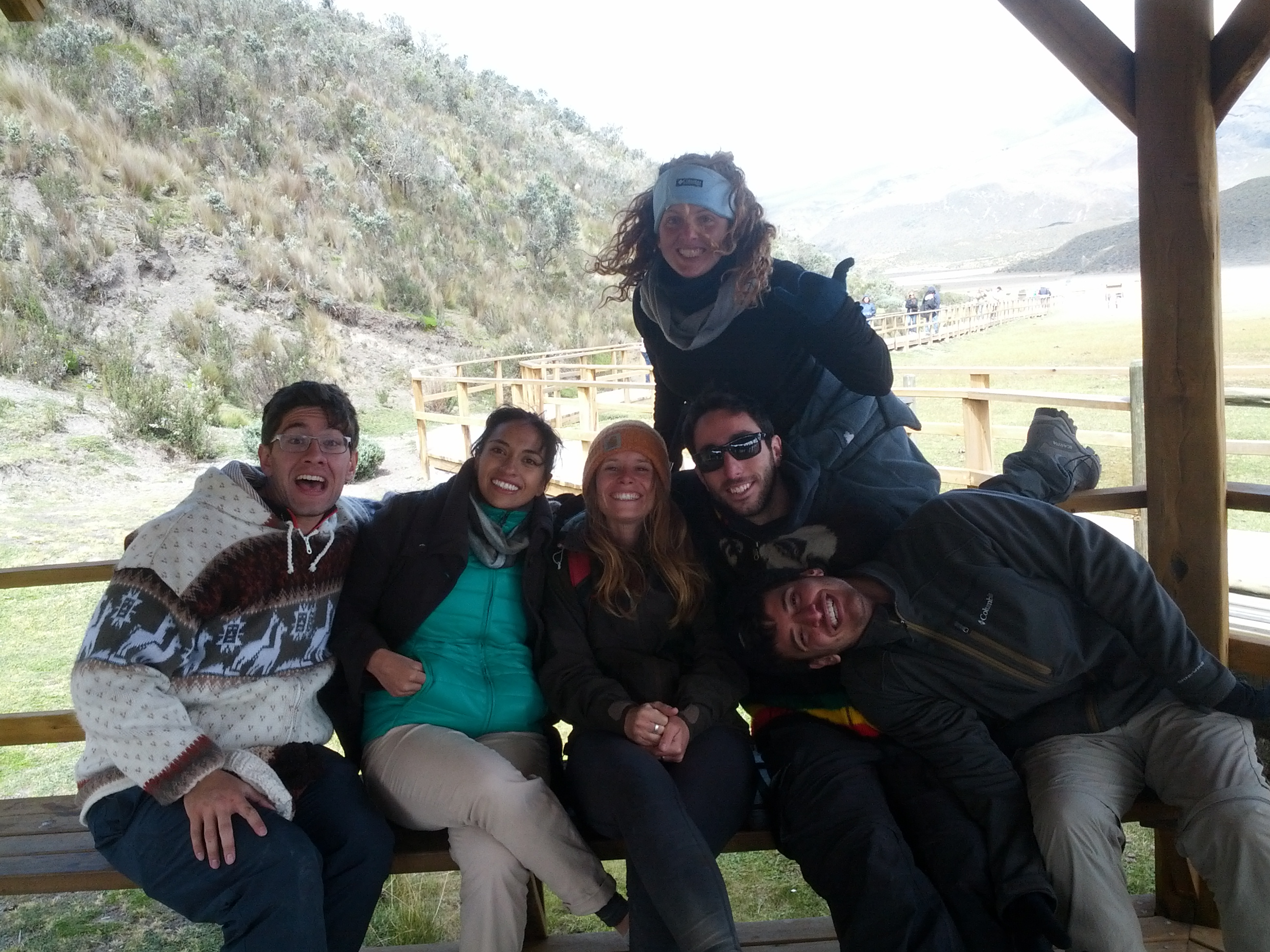 cotopaxi tour my group