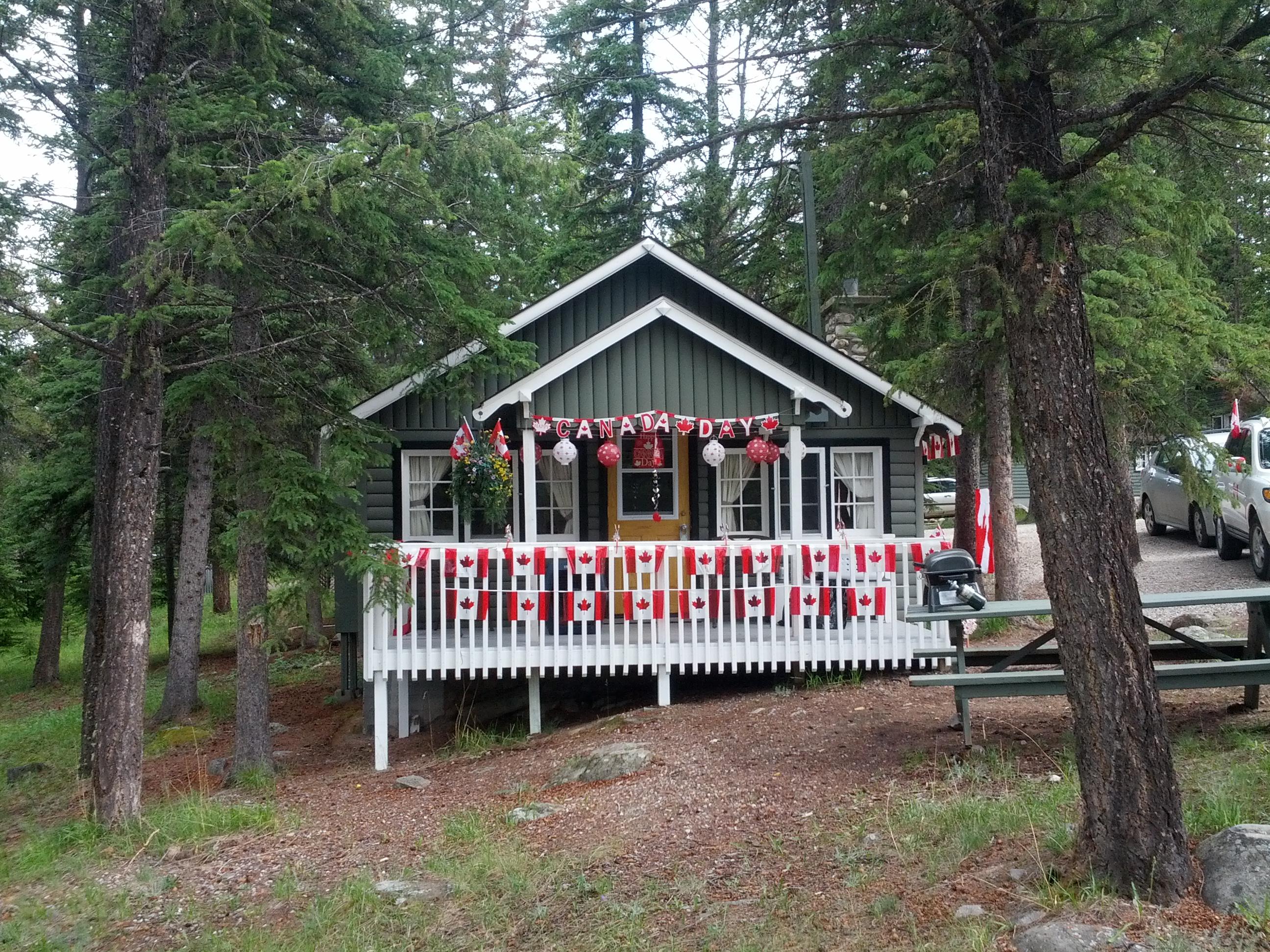 Decoration For Canada Day In Jasper Entdecker Blog