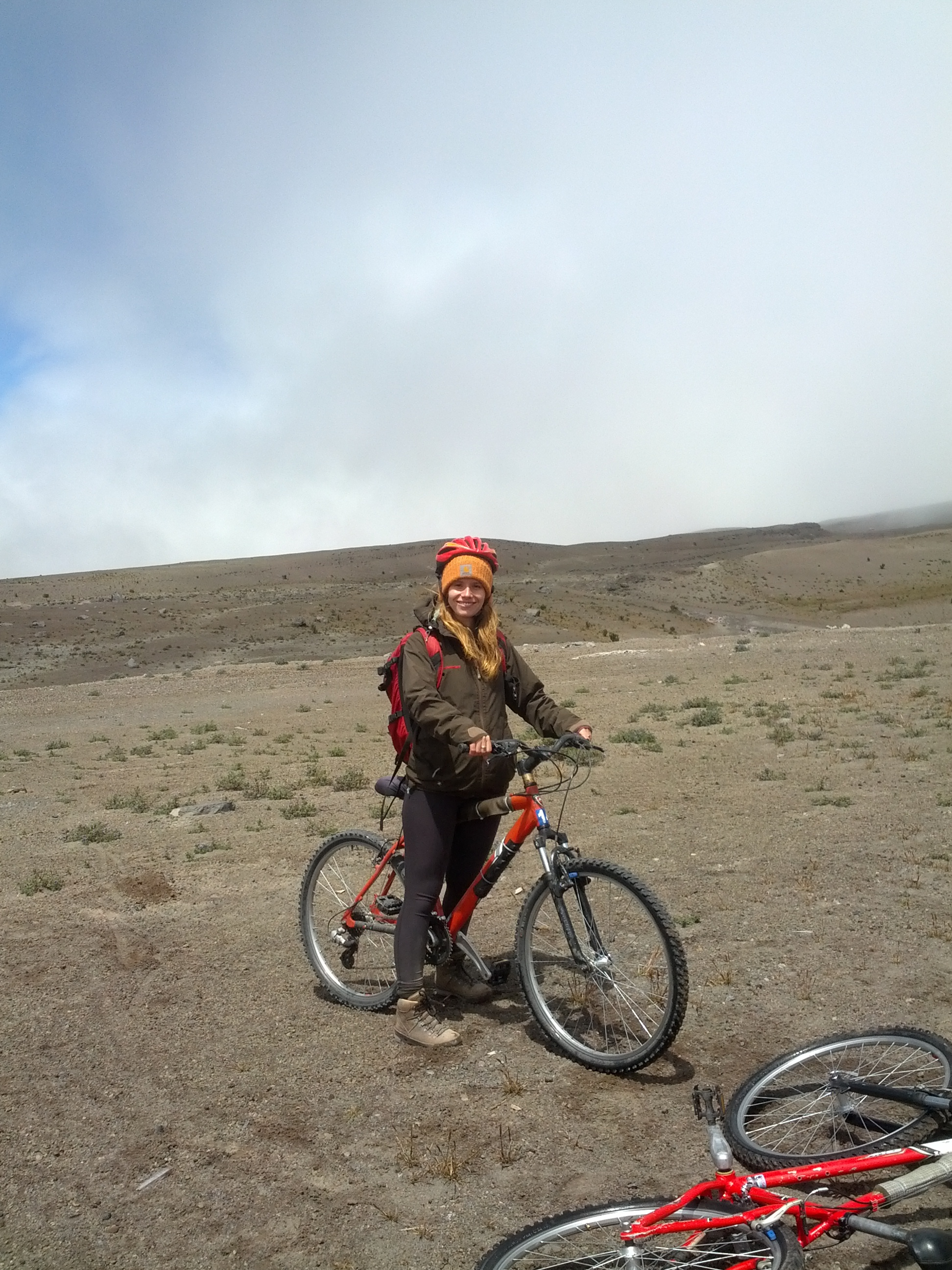 mountainbiking cotopaxi
