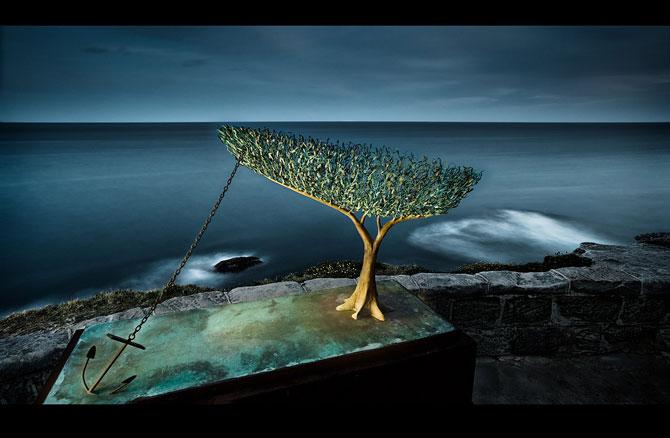 Skulptur in Sydney