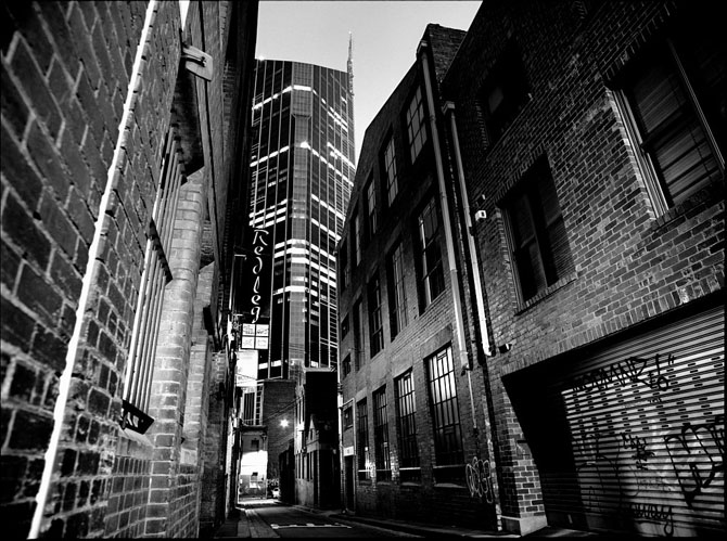 The Streets of Melbourne