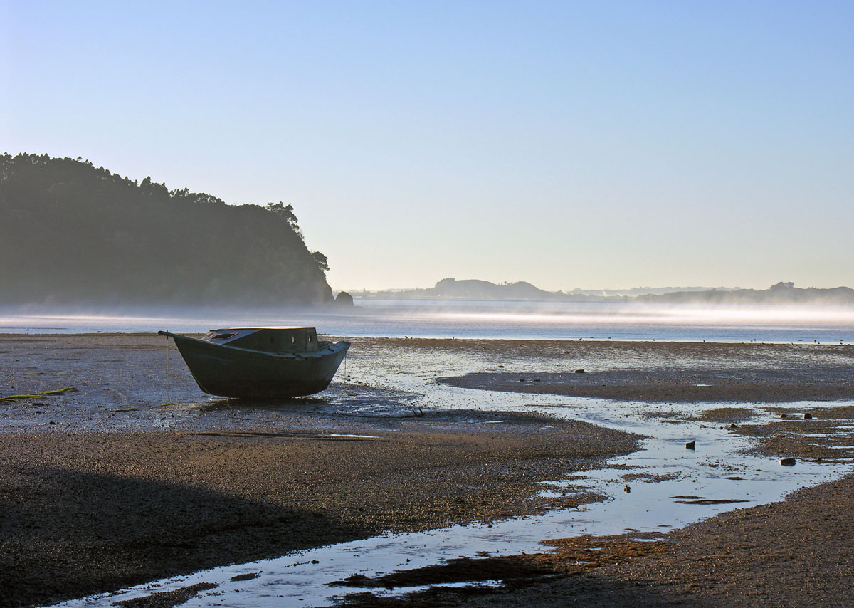 Langholm Bay, Auckland