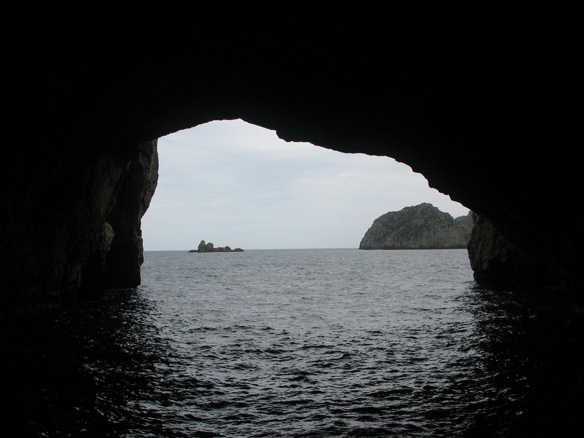 Riko Riko Cave in Neuseeland