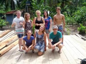 team tortugas de pacuare