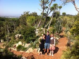 Kirstenbosch – Botanischer Garten in Kapstadt