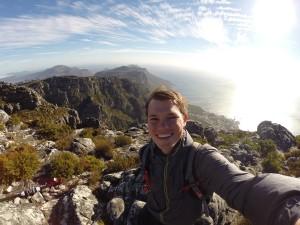 Auf dem Plateau des Tafelbergs