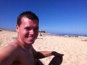 Relaxtes Wochenende am Strand