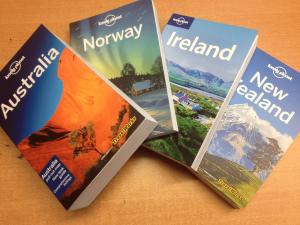 Reiseführer Lonely Planet