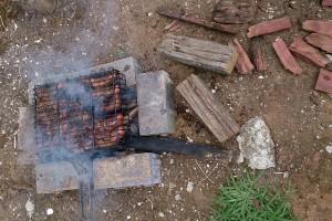 Neuseeländisches Barbecue ohne Grill
