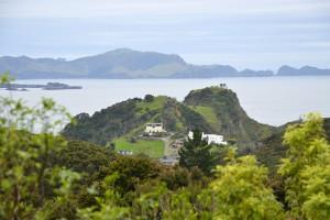 Aussicht auf die Bay of Islands