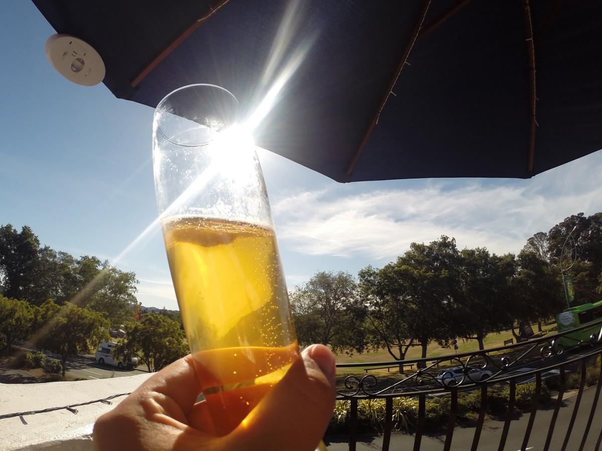 Craft Beer und Sonne – eine tolle Mischung