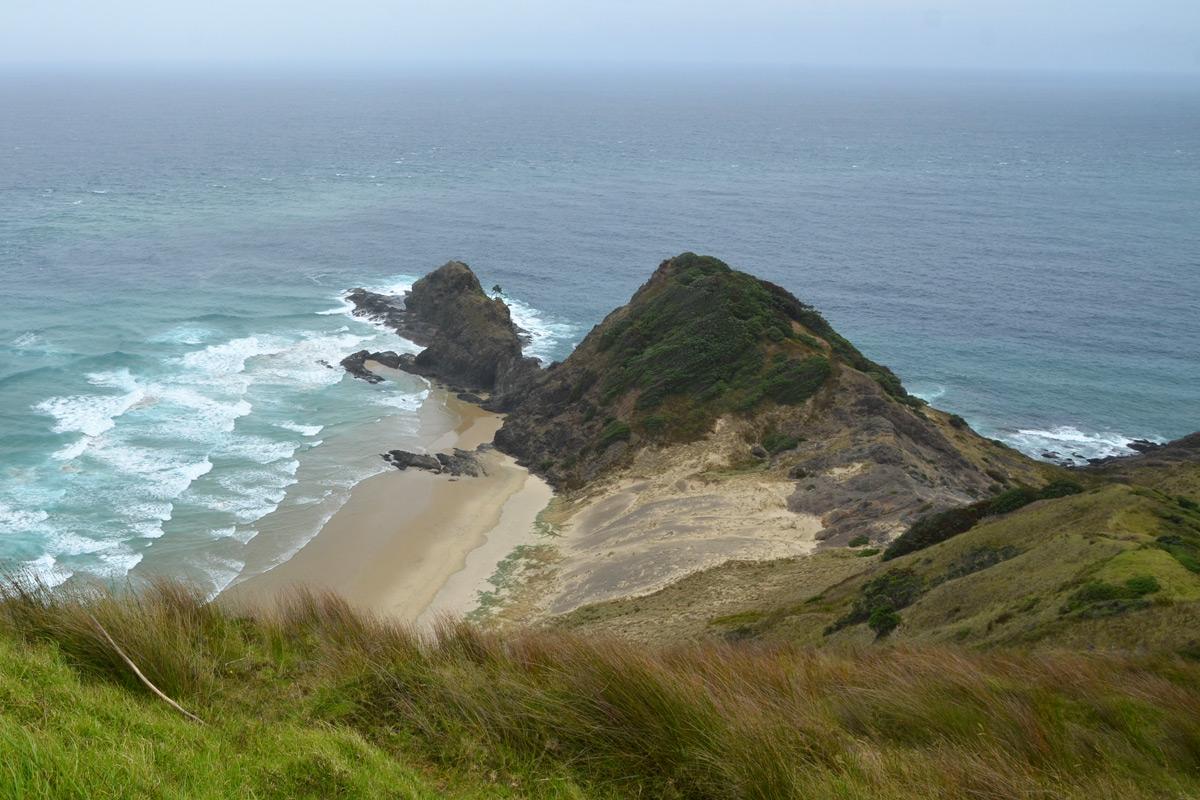 Das Cape Reinga im Nordwesten Neuseelands