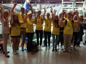 Schüleraustausch USA Ausreise