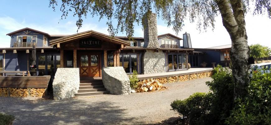 Ski Time Restaurant in Methven