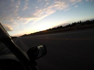 Roadtrip von Methven nach Hanmer Springs