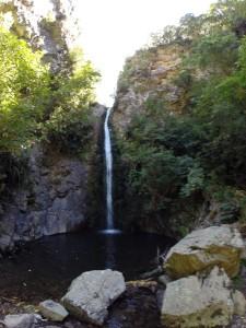 Die märchenhaften Washpen Falls