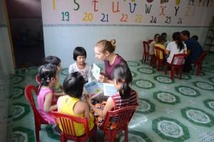 In kleinen Gruppen lässt es sich besser lernen