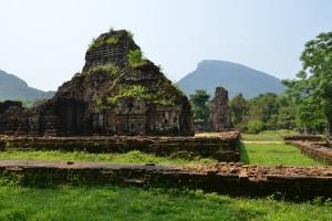 Tempel-Ruinen von My Son