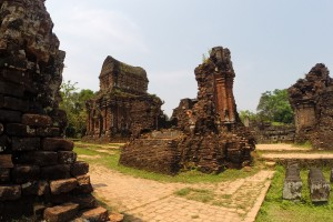Ruinenstadt My Son nahe Hoi An
