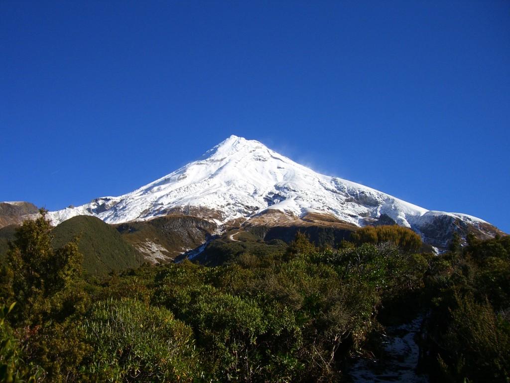 nz-tw 53300-Mount Taranaki