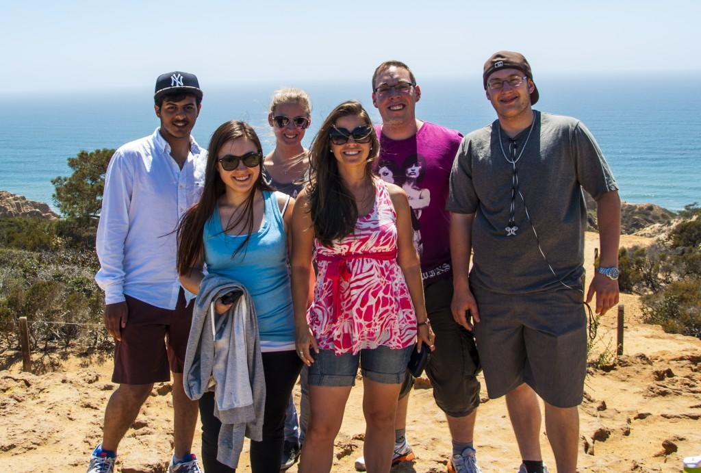 San Diego Sprachschüler
