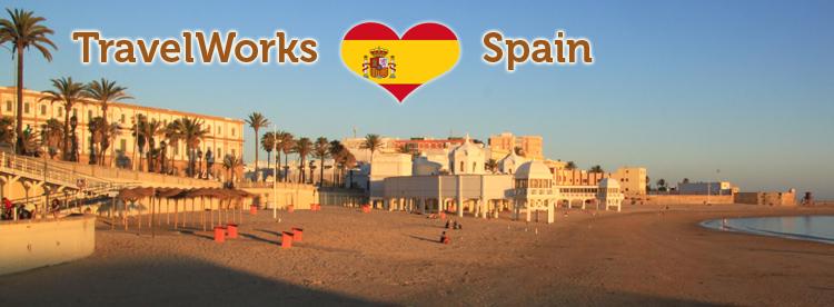 TravelWorks loves Spain