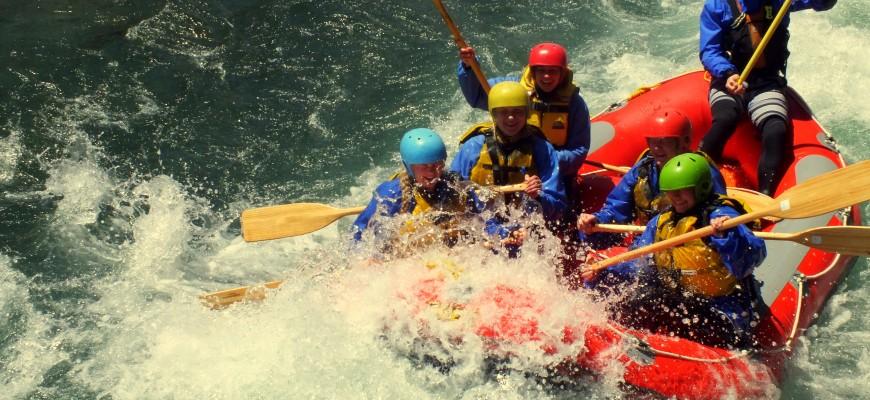 ODENZ-Rafting