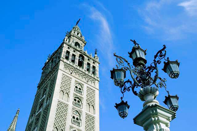 Giralda-Turm in Sevilla