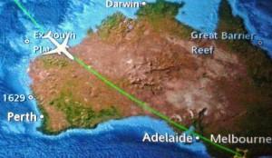 Melbourne-Anreise