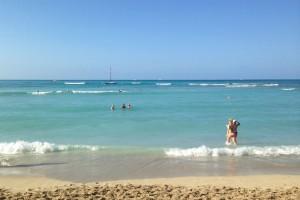Aloha-Usa-Annika-strand-wellen