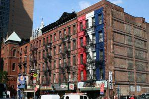 bemaltes-Haus-New-York