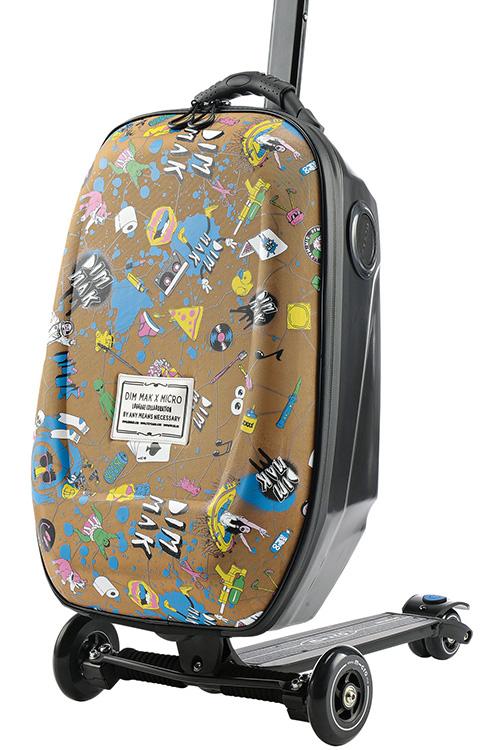 03. Kickroller mit Koffer und Sound (400 €)