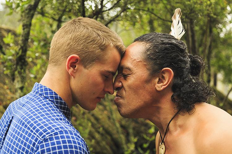 Tradition der Maori