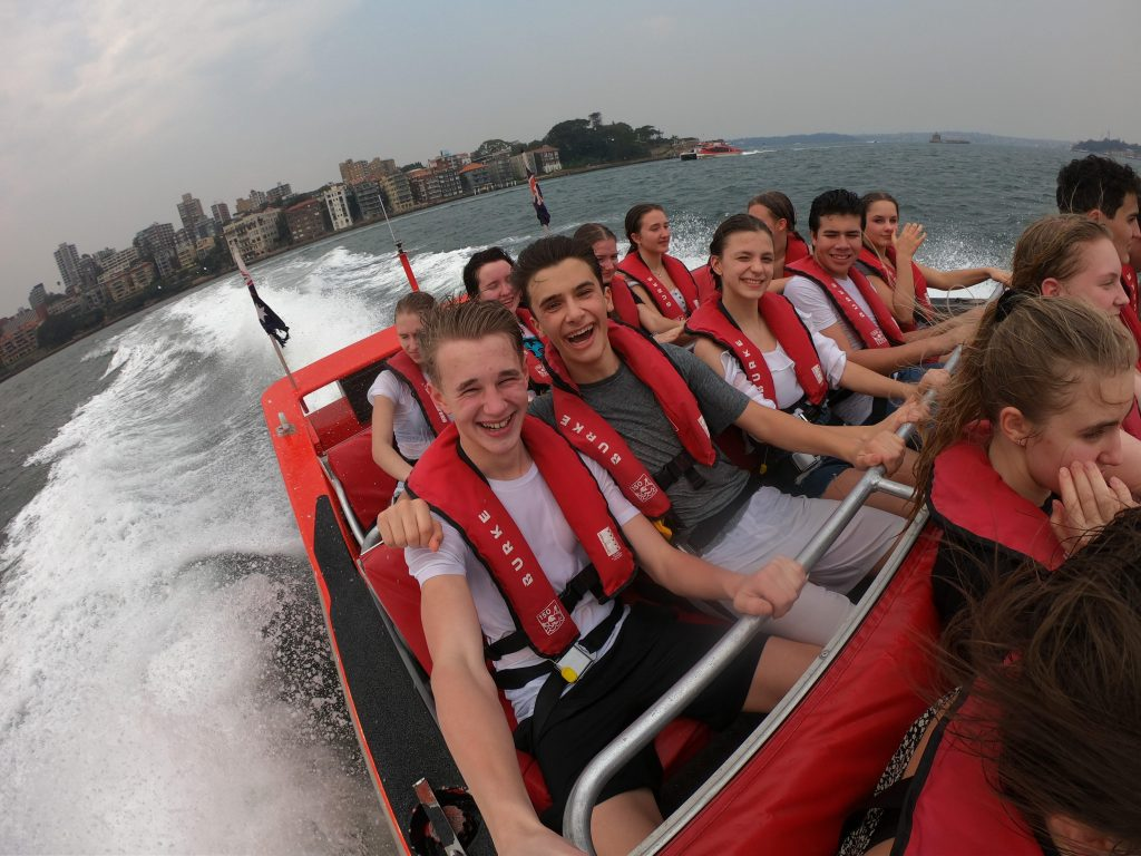 Jetboot fahren in Sydney