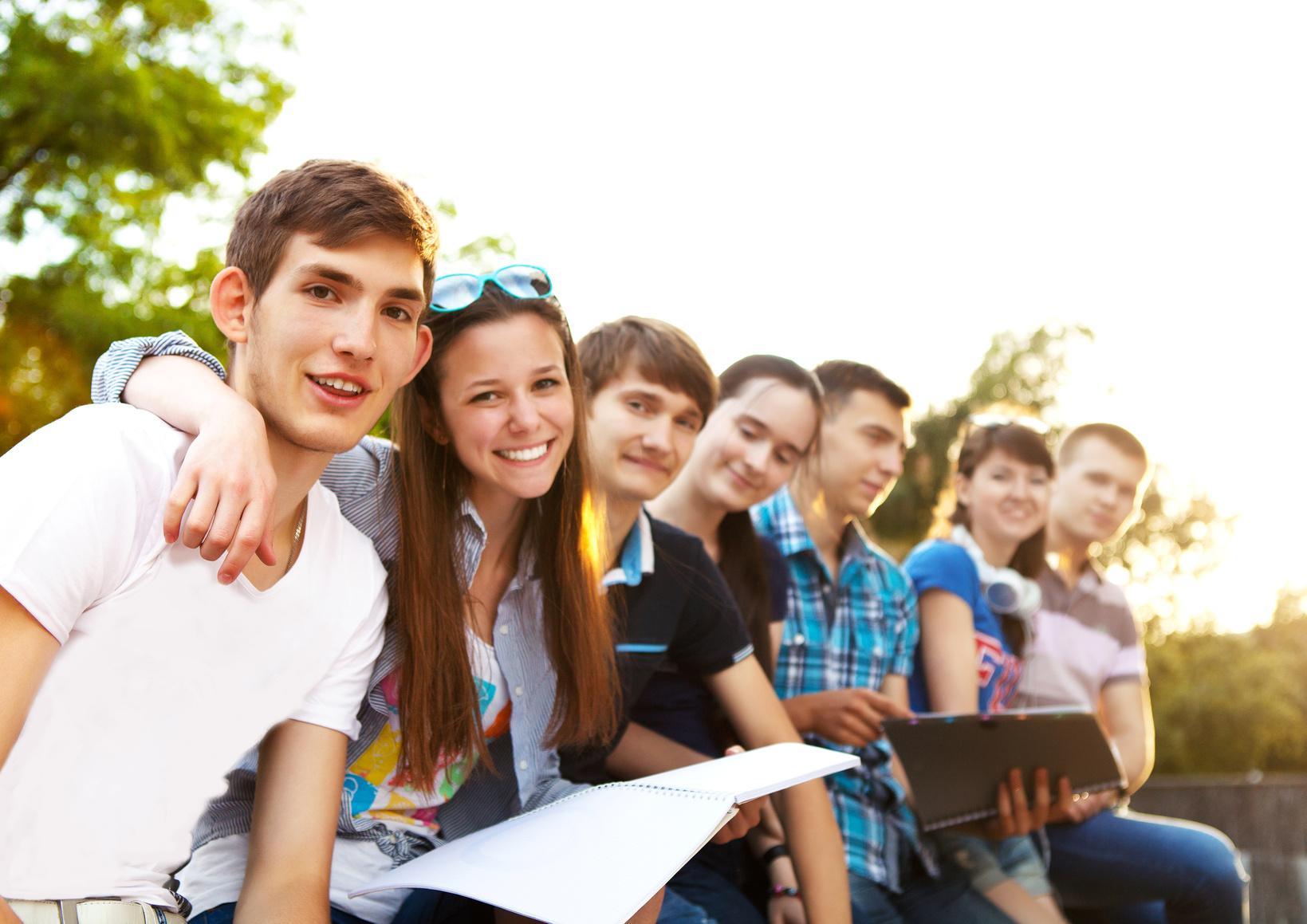 Schüler 14-17 Jahre