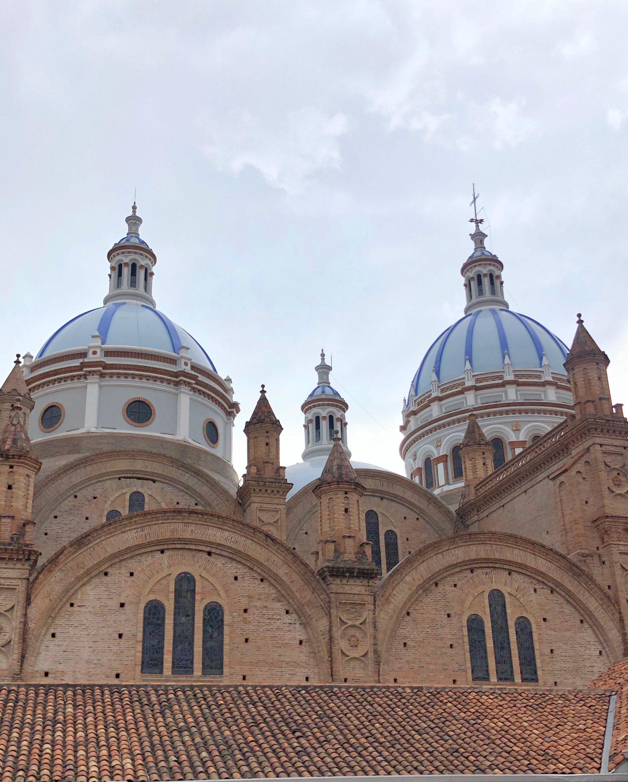 Kathedrale der unbefleckten Empfängnis Cuenca