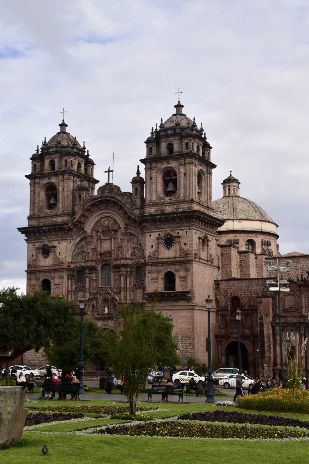 Kathedrale Cusco.